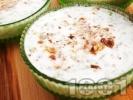 Рецепта Таратор с орехи